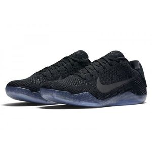 "Men's Nike Kobe 11 Elite ""Black Space"""